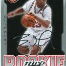 2008 Upper Deck MVP Basketball Card Silver Script #207 Eric Gordon