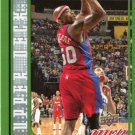 2008 Upper Deck MVP Basketball Card SE #24 Corey Maggette