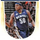2011 Hoops Basketball Card #109 Zach Randolph
