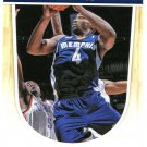 2011 Hoops Basketball Card #112 Sam Young