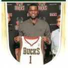 2011 Hoops Basketball Card #127 Stephen Jackson