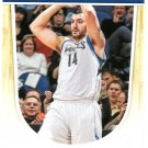 2011 Hoops Basketball Card #139 Nikola Pekovic
