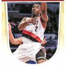 2011 Hoops Basketball Card #201 Wesley Matthews