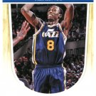 2011 Hoops Basketball Card #243 Josh Howard