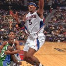 2008 Upper Deck Basketball Card #5 Josh Smith