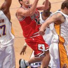 2008 Upper Deck Basketball Card #25 Kirk Hinrich