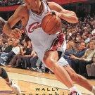 2008 Upper Deck Basketball Card #31 Wally Szczerbiak