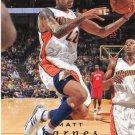 2008 Upper Deck Basketball Card #57 Matt Barnes