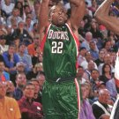 2008 Upper Deck Basketball Card #103 Michael Redd