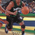 2008 Upper Deck Basketball Card #109 Randy Foye