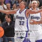 2008 Upper Deck Basketball Card #162 Francisco Garcia