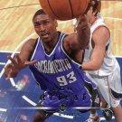 2008 Upper Deck Basketball Card #166 Ron Artest
