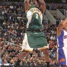 2008 Upper Deck Basketball Card #175 Damian Wilkins