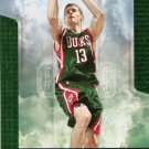 2009 Absolute Basketball Card #72 Luke Ridnour