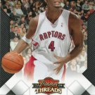 2009 Threads Basketball Card #8 Chris Bosh