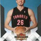2009 Threads Basketball Card #46 Hedo Turkoglu
