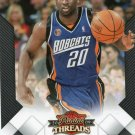 2009 Threads Basketball Card #69 Raymond Felton