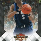 2009 Threads Basketball Card #70 Josh Howard