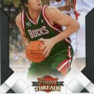 2009 Threads Basketball Card #74 Andrew Bogut