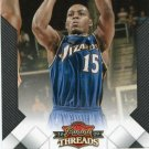2009 Threads Basketball Card #82 Randy Foye