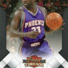 2009 Threads Basketball Card #88 Jason Richardson