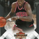 2009 Threads Basketball Card #96 Luol Deng