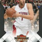 2009 Threads Basketball Card #97 Andrea Bargnani