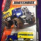 2015 Matchbox #71 Flame Smasher