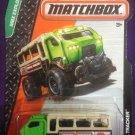 2015 Matchbox #111 Travel Tracker