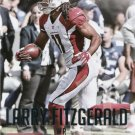 2015 Prestige Football Card #183 Larry Fitzgerald