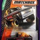 2015 Matchbox #113 Ford Bronco 4x4