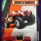 2015 Matchbox #116 Jeep Hurricane