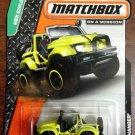 2014 Matchbox #44 Cliff Hanger