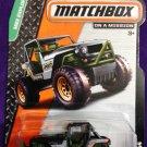 2014 Matchbox #60 MBX 4x4