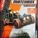 2014 Matchbox #104 Sahara Sweeper