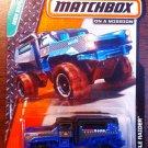 2014 Matchbox #119 Rumble Raider
