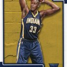 2015 Hoops Basketball Card #272 Myles Turner