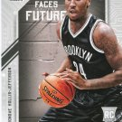2015 Hoops Basketball Card Faces of the Future #10 Rondae Hollis-Jefferson