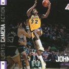 2015 Hoops Basketball Card Lights Camera Action #6 Magic Johnson