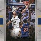 2015 Hoops Basketball Card Swat Team #1 Anthony Davis