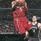 2015 Prestige Basketball Card #61 DeMarre Carroll