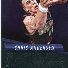2015 Prestige Basketball Card Brilliant Beginnings #11 Chris Anderson