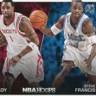 2014 Hoops Basketball Card Trading Places #11 Tracy McGrady / Steve Francis