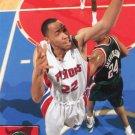 2009 Upper Deck Basketball Card #49 Tayshaun Prince