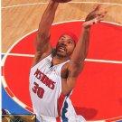 2009 Upper Deck Basketball Card #52 Rasheed Wallace