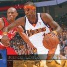 2009 Upper Deck Basketball Card #54 Stephen Jackson