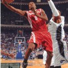 2009 Upper Deck Basketball Card #64 Aaron Brooks