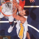2009 Upper Deck Basketball Card #71 Jeff Foster