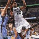 2009 Upper Deck Basketball Card #89 Rudy Gay