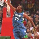 2009 Upper Deck Basketball Card #109 Al Jefferson